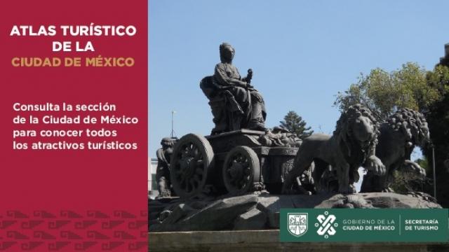 Atlas Turístico de la CDMX